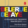 Trombone extraordinaire, Michel Becquet, Georges Delerue & Orchestre de Chambre Bernard Thomas