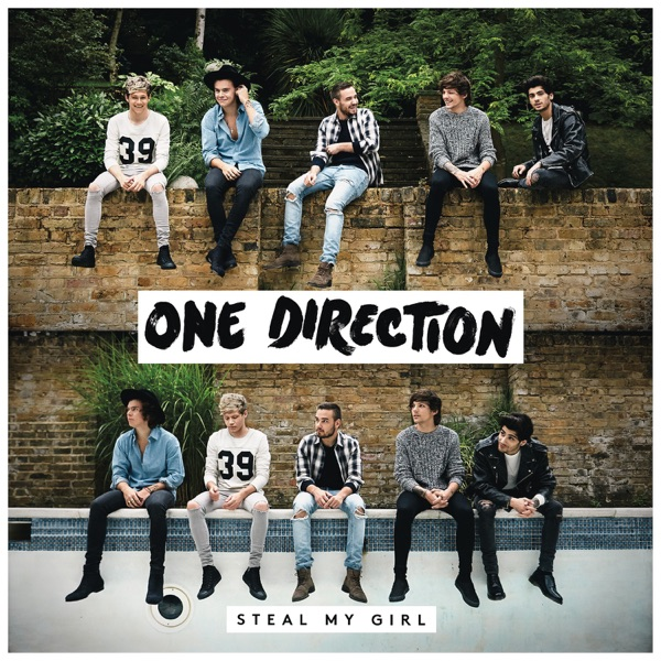 Cover art for Steal My Girl