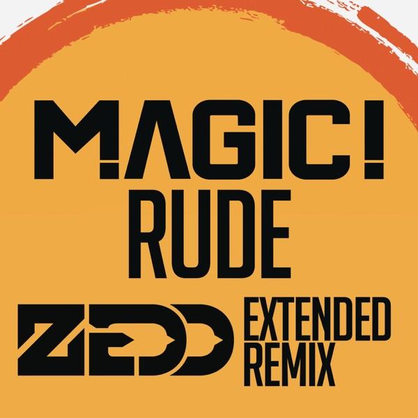 Cover art for Rude (Zedd Remix)
