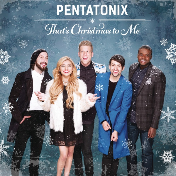 That's Christmas To Me album image