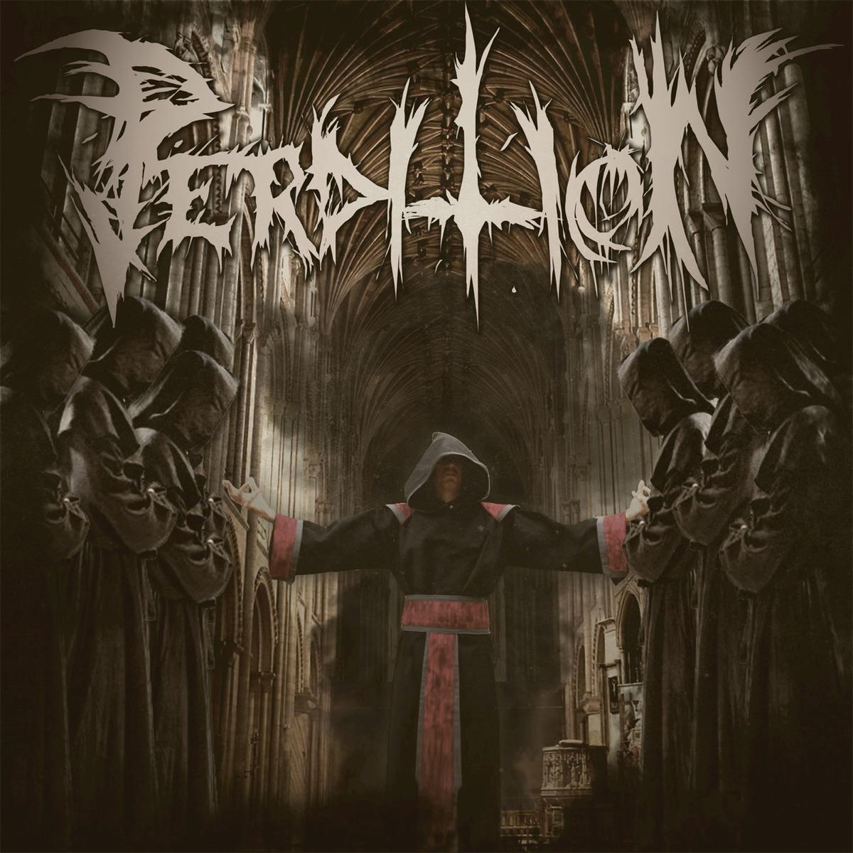 Perdition Deluxe Edition Perdition CD cover