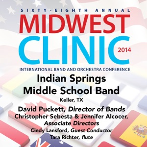 Indian Springs Middle School Band & David Puckett - Foiled Again! (The Villain's Galop) [Live]