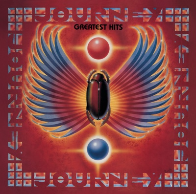 Greatest Hits - Journey album