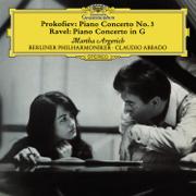 Prokofiev: Piano Concerto No. 3 in C Major, Op. 26 - Ravel: Piano Concerto in G Major, M.83; Gaspard de la nuit, M. 55 - Martha Argerich, Berlin Philharmonic & Claudio Abbado - Martha Argerich, Berlin Philharmonic & Claudio Abbado