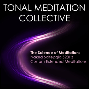Tonal Meditation Collective - Naked Solfeggio 528 Hz Custom Extended Meditations