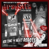 Dragster - (My Baby Is) the Creature from the Black Lagoon