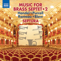 Septura - Music for Brass Septet, Vol. 2 artwork