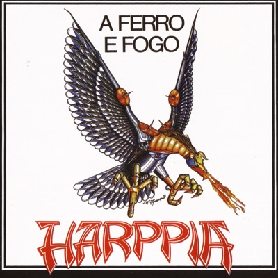 A Ferro e Fogo - EP - Harppia