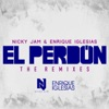 El Perdón The Remixes EP