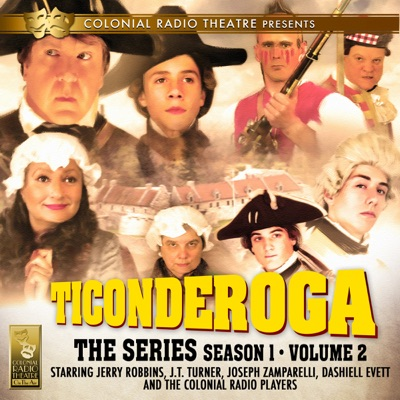 Ticonderoga the Series: Season 1, Vol. 2