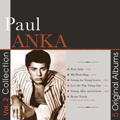 5 Original Albums Paul Anka, Vol. 2 - Paul Anka
