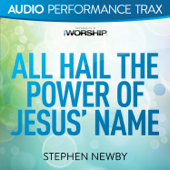 All Hail the Power of Jesus' Name (Original Key Without Background Vocals)
