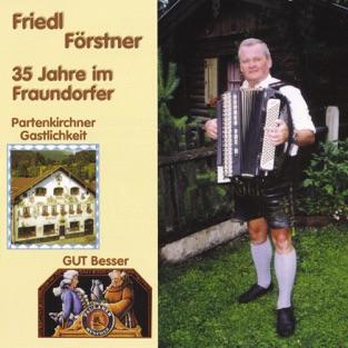 35 Jahre im Fraundorfer – Friedl Förstner