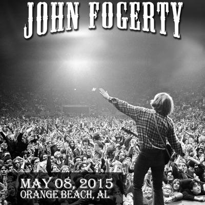 2015/05/08 Live in Orange Beach, AL - John Fogerty