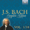 J.S. Bach: Complete Edition, Vol. 1/10 - Various Artists