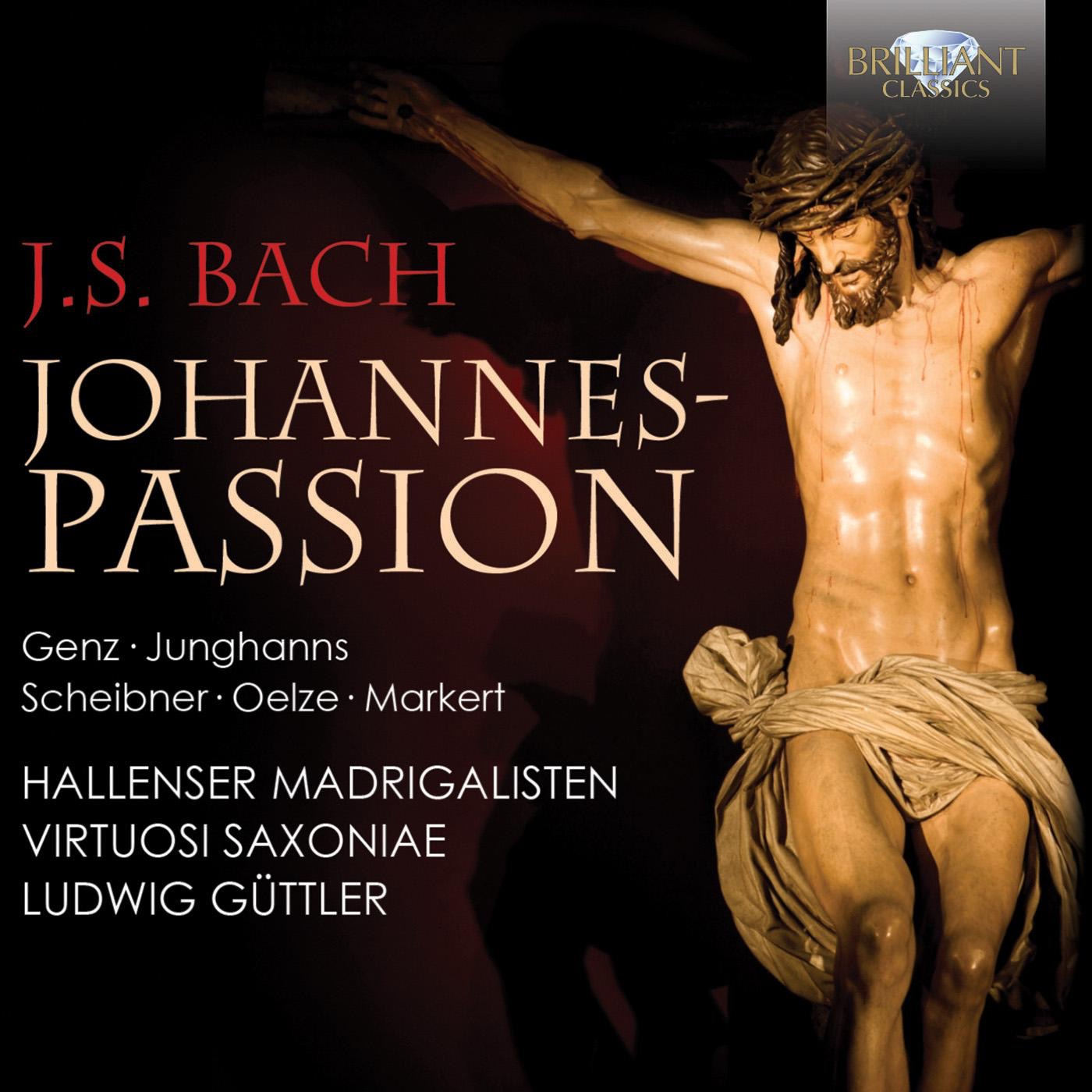 Johannes Passion, BWV 245, Pt. 2: Recitative.