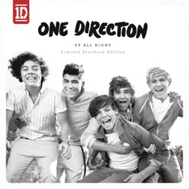 Up all night (альбом one direction) — википедия.