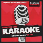 Greatest Hits Karaoke: ZZ Top
