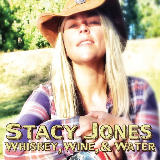 Art for Whiskey, Wine, and Water by Stacy Jones