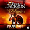 Rick Riordan - Percy Jackson and the Battle of the Labyrinth (Unabridged) artwork