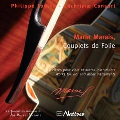 Pièces de viole, Livre V, Suite No. 6: No. 83, Chaconne