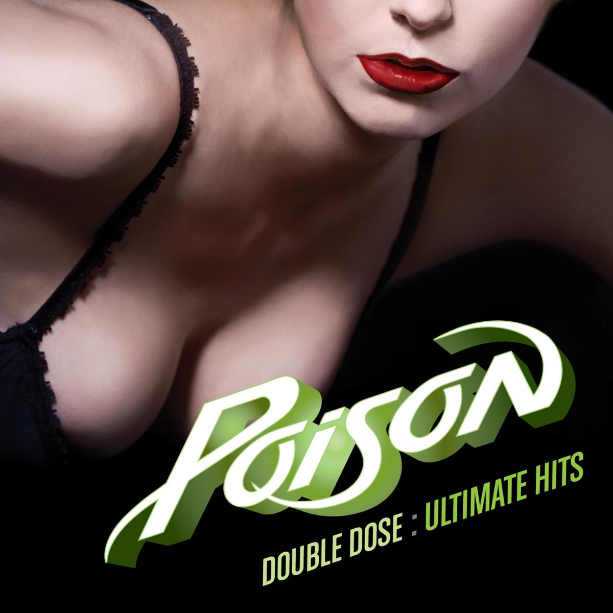 Double Dose - Ultimate Hits Remastered Poison CD cover