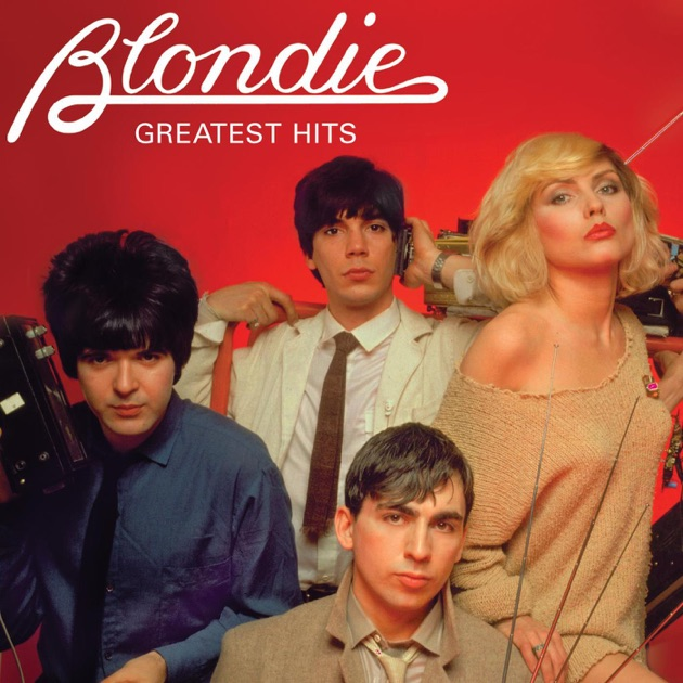 Parallel Lines Blondie ‎Greatest Hits by Bl...