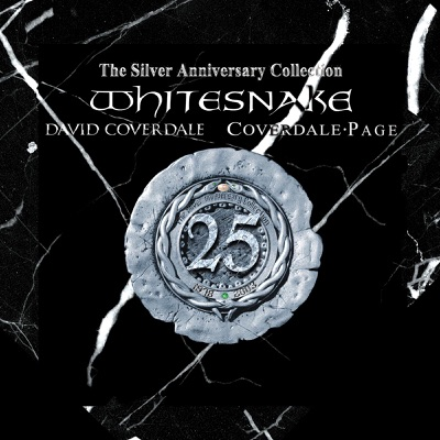 The Silver Anniversary Collection (Remastered) - Whitesnake