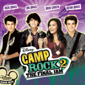 Camp Rock 2: The Final Jam (Soundtrack from the Motion Picture)