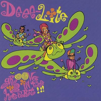 Groove Is In the Heart!!! - EP - Deee-Lite