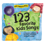 123 Favorite Kids Songs - Baby Genius - Baby Genius
