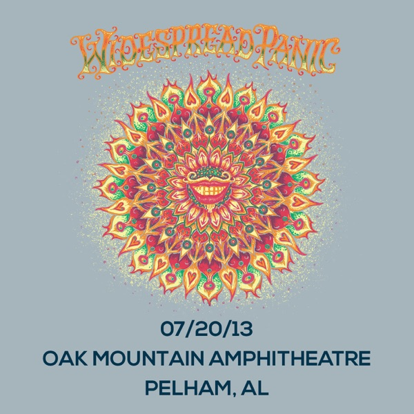 Live at Oak Mountain 7/20/2013