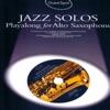 Jazz Solos: Play Along for Alto Saxophone