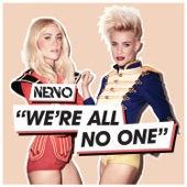 We're All No One (Edit) artwork