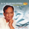 Dr M Balamurali Krishna Swara Raga Sudha Vol 1
