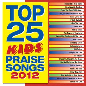 Maranatha! Kids - Top 25 Kids' Praise Songs 2012