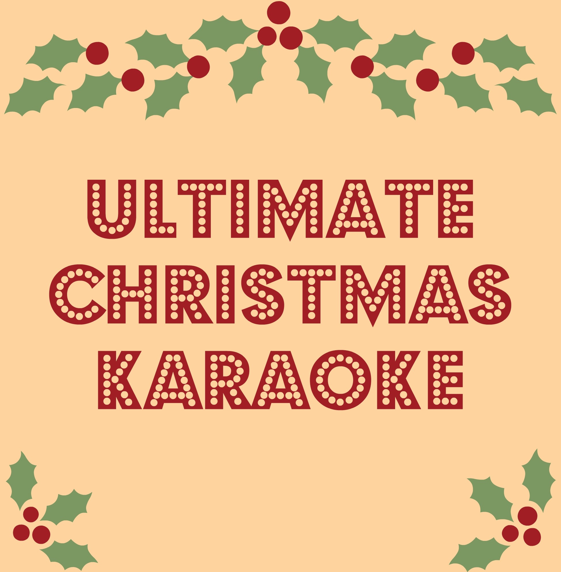 Last Christmas (In the Style of Wham!) [Karaoke Backing Track]
