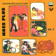 Koes Plus Golden Hits, Vol. 2 - EP - Koes Plus - Koes Plus