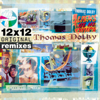 Thomas Dolby - Flying North (High Altitude Extended Play) artwork