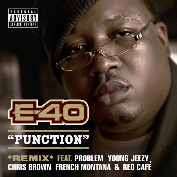 Function (Remix) [feat. Probelm, Young Jeezy, Chris Brown, French Montana & Red Café] - Single