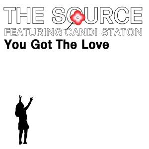 You Got the Love (feat. Candi Staton) [Remixes] - Single