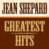Jean Shepard - Second Fiddle (To an Old Guitar)