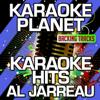 Karaoke Hits Al Jarreau (Karaoke Version) - EP - A-Type Player