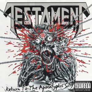 Testament - Return to the Apocalyptic City - EP