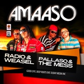 Amaaso (feat. Pallaso & the Mess) - Single