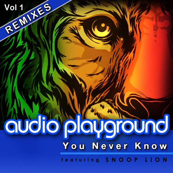 Audio Playground - You Never Know [Feat. Snoop Lion] [Remixes Vol 1] - EP