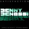 Satisfaction (Jewelz & Scott Sparks Remix) [feat. The Biz] - Single ジャケット写真