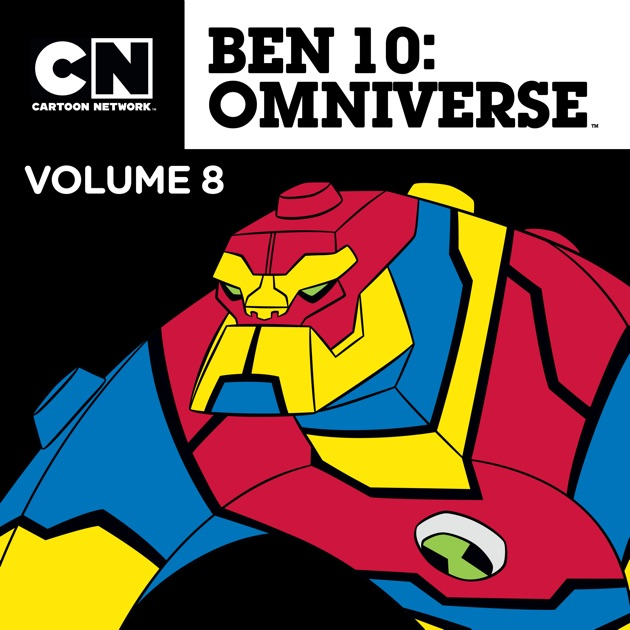 Ben 10 Omniverse Classic Vol 8 On ITunes