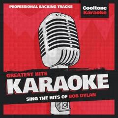 Greatest Hits Karaoke: Bob Dylan