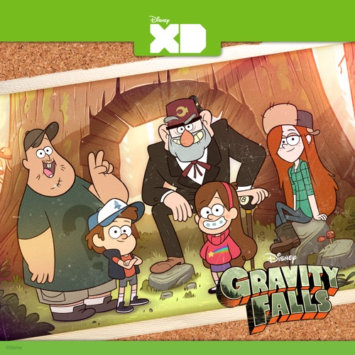 Gravity Falls Vol 4 Wiki Synopsis Reviews Movies Rankings